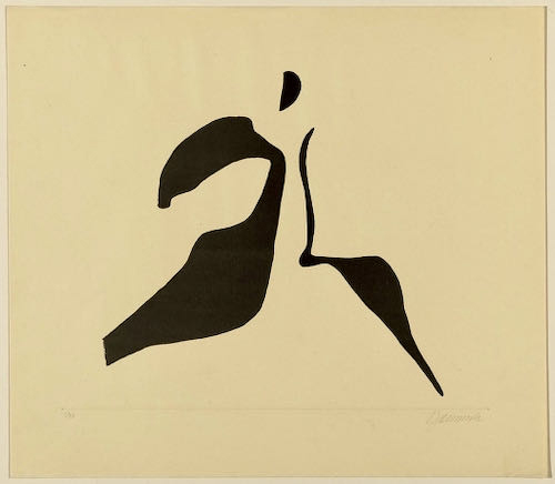 German abstract art from the 20th century – Willi Baumeister