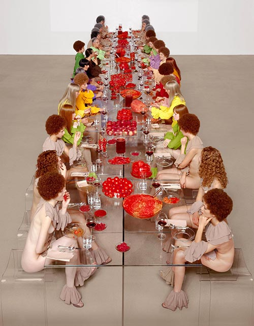 The Conceptual Art of Vanessa Beecroft