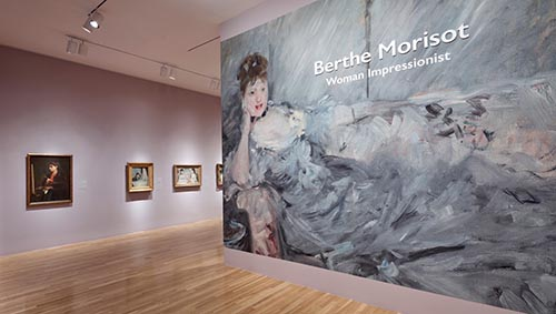 Female Impressionism by Berthe Morisot