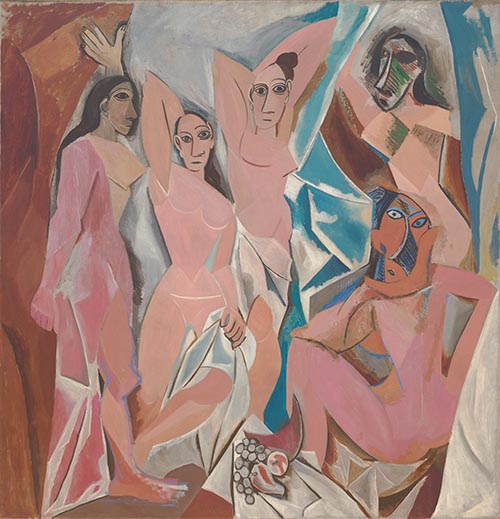 Who is Picasso, the legendary master of Cubism!
