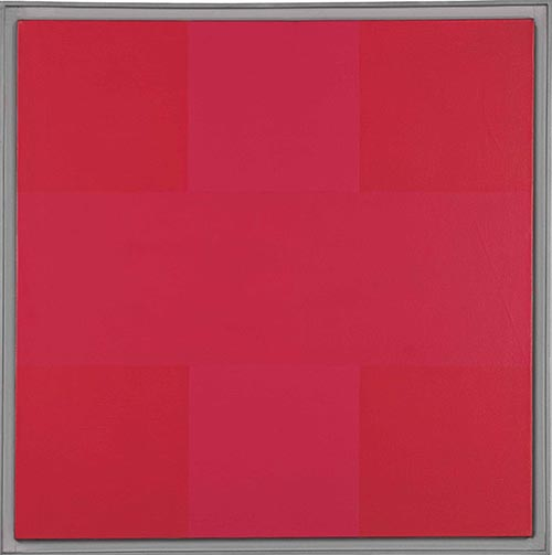 Ad Reinhardt. The purity of Abstract Art.
