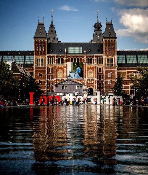 Visiting the world online museums – The Rijksmuseum