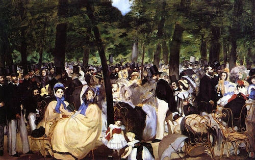 Édouard Manet - the first modern artist