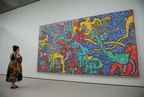 Some odd facts about Keith Haring