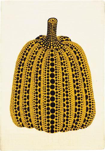 Yayoi Kusama, Pumpkin 1990 | Article on ArtWizard