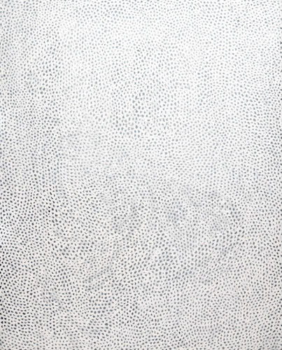 Yayoi Kusama, White No. 28, 1929 | Article on ArtWizard