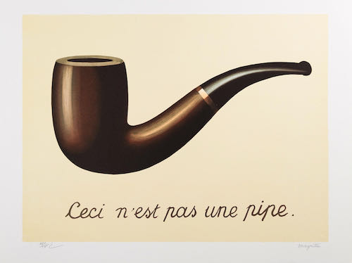 Rene Magritte, La Trahison des Images, 1929 | Article on ArtWizard
