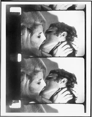 Andy Warhol, Kiss, 1964 | Article on ArtWizard