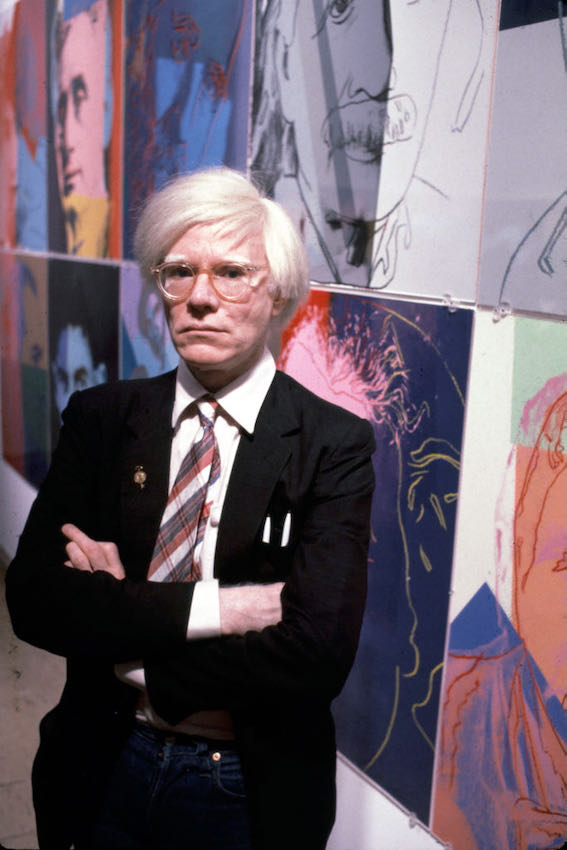 Andy Warhol | Article on ArtWizard