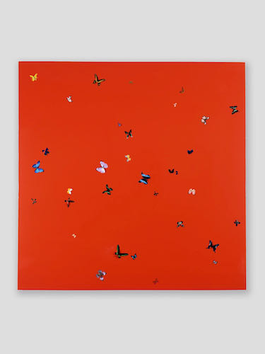 Damien Hirst, I love you You, 1994 -1995 | Article on ArtWizard