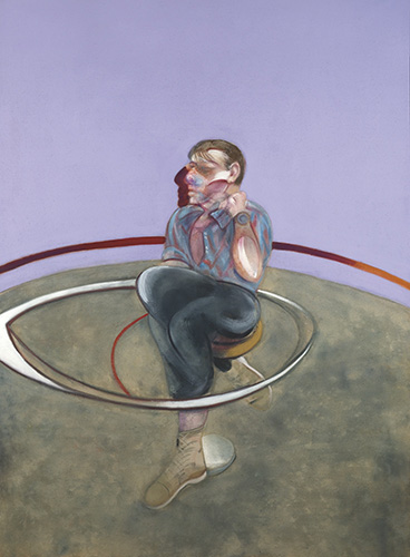 Francis Bacon, Self Portrai,t 1978 | Article on ArtWizard