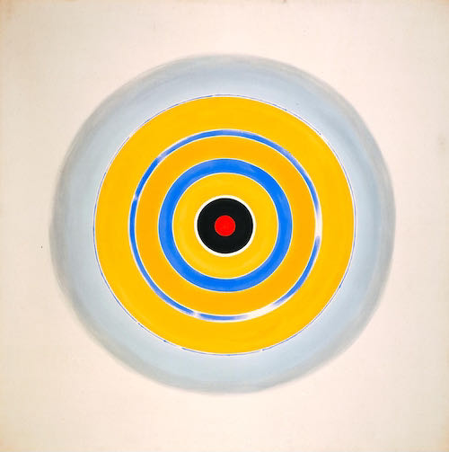 Kenneth Noland, Draught, 1962 | Article on ArtWizard