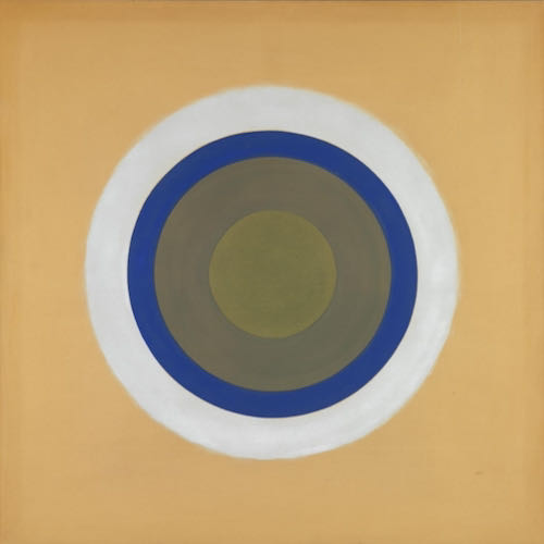 Kenneth Noland ,Gift, 1961–2 | Article on ArtWizard