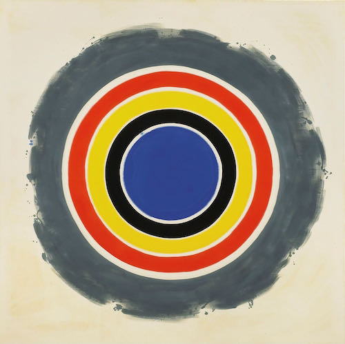 Kenneth Noland, That, 1958-1959 | Article on ArtWizard