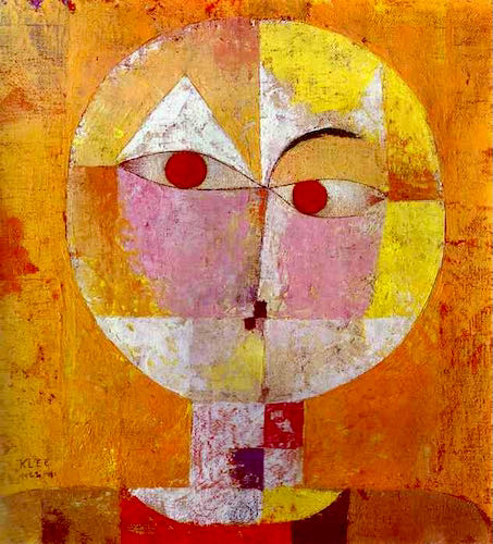 Paul Klee, Senecio, 1922 | Article on ArtWizard