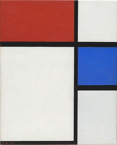 Piet Mondrian, Composition, 1929 | Article on ArtWizard
