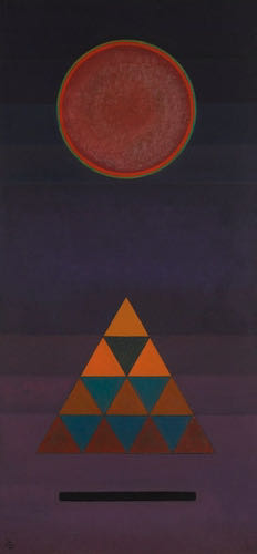 Wassily Kandinsky, Conclusion, 1926 | Article on ArtWizard