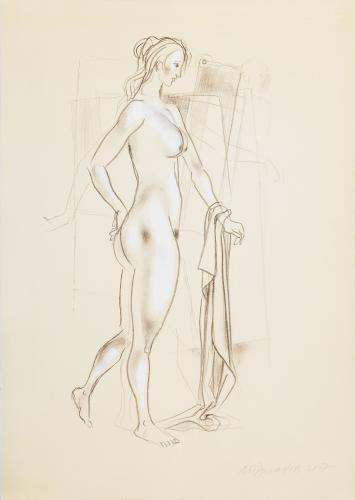 Woman Figure II